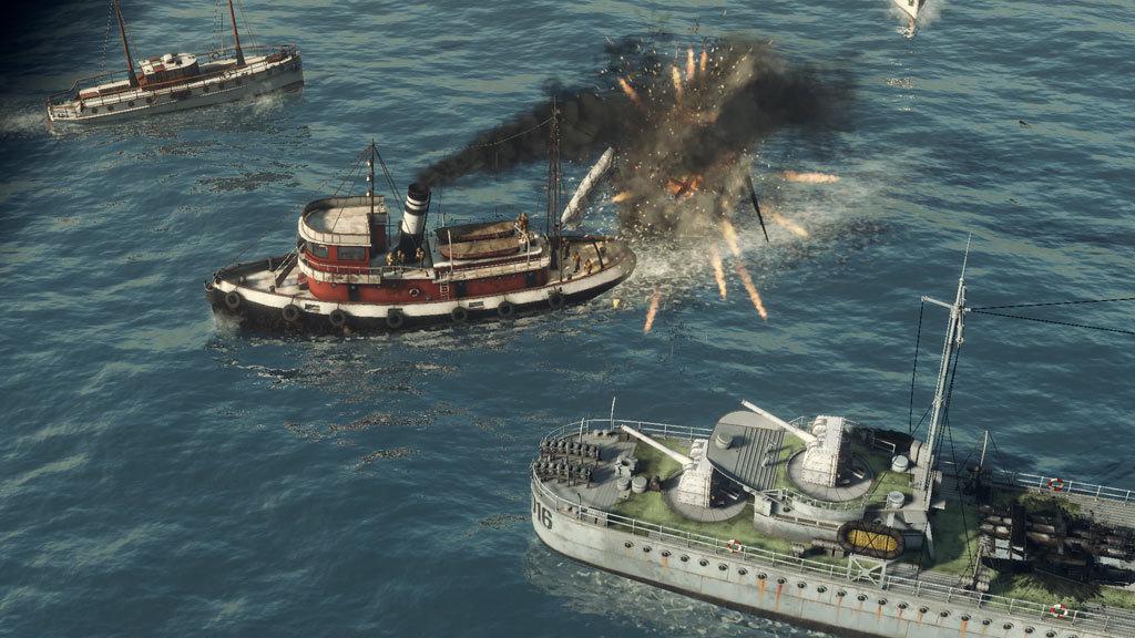 Sudden Strike 4: Road to Dunkirk (DLC)