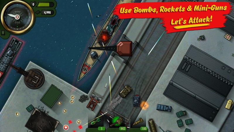 iBomber Attack