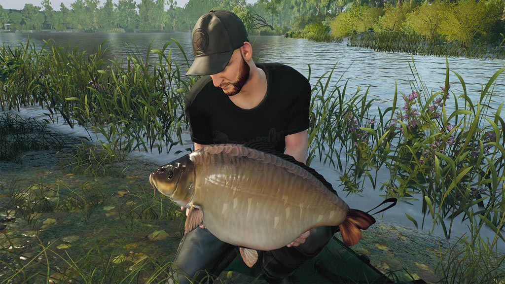 Euro Fishing: Manor Farm Lake (DLC)