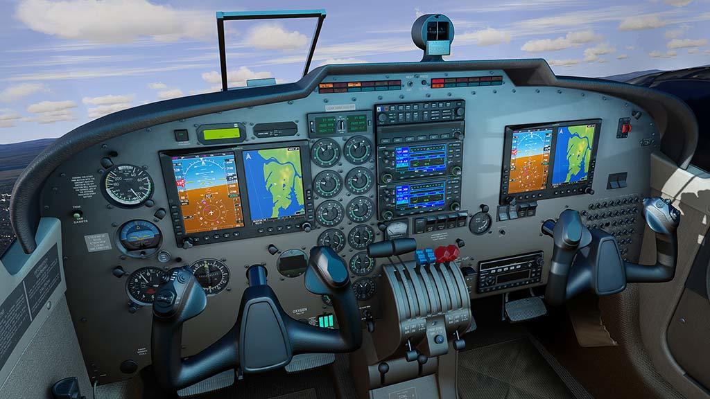Flight Sim World + Epic Approaches Pack