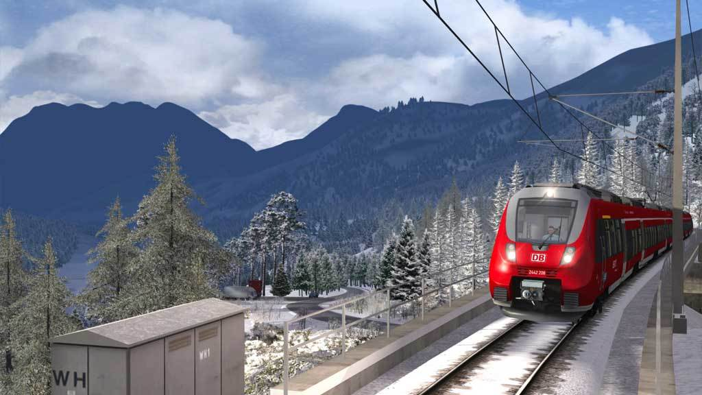 Train Simulator 2018