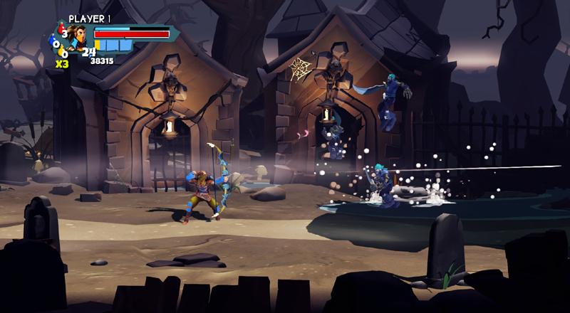 Sacred Citadel + Jungle Hunt DLC