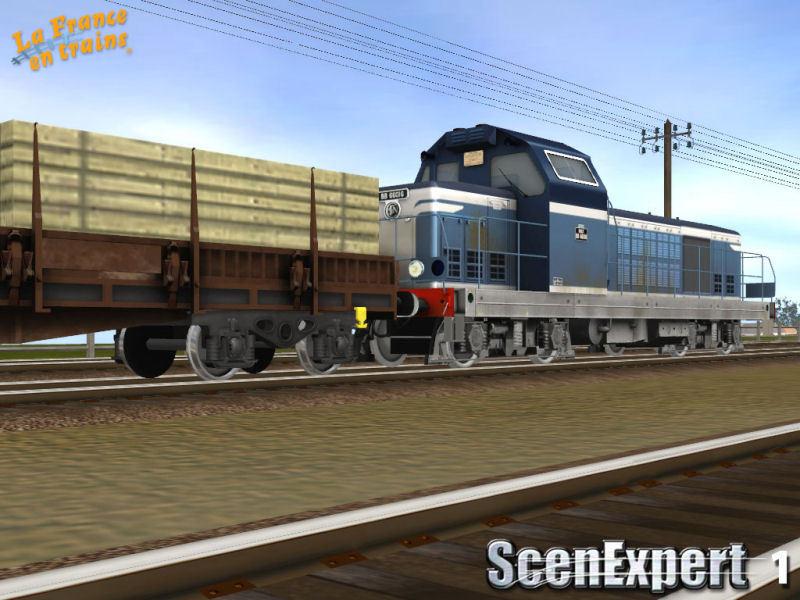 La France en Trains