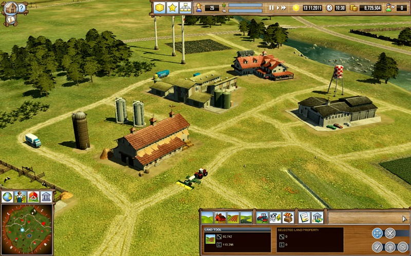 Farming Giant - Screenshot 1
