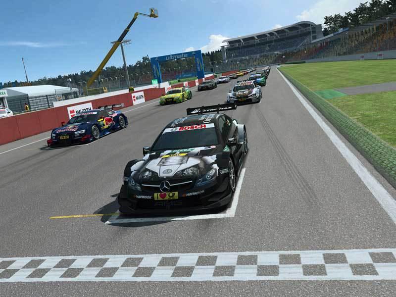 RaceRoom - DTM Experience 2014