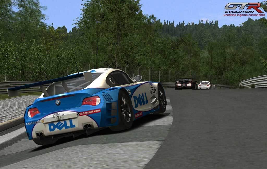 GTR Evolution + Race 07