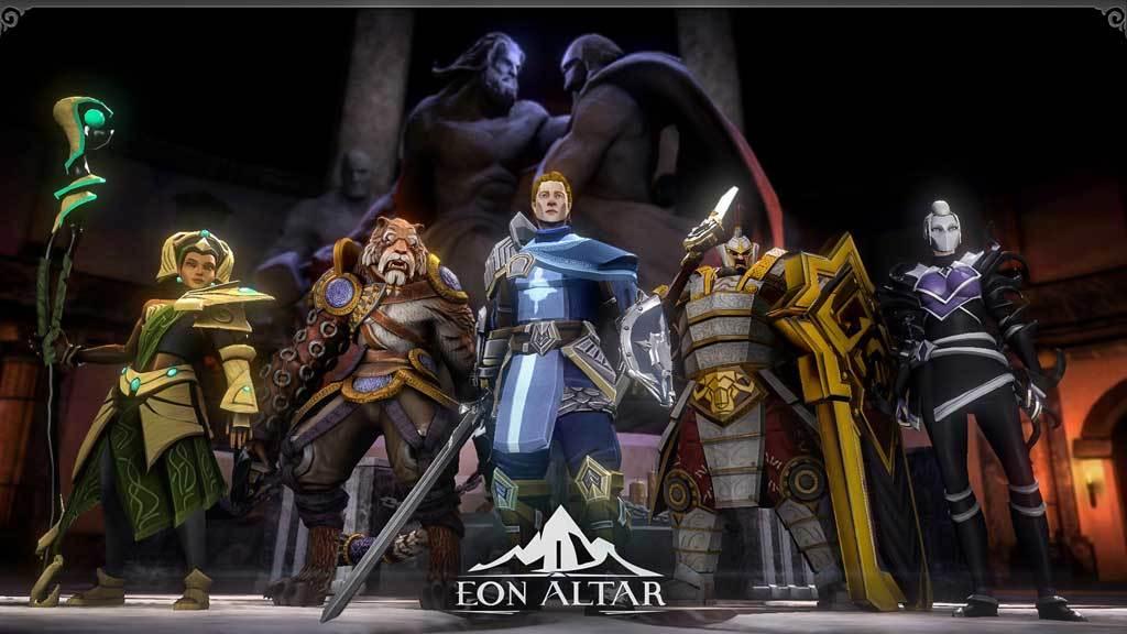 Eon Altar: Episode 1 The Battle of Tarnum