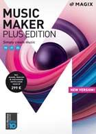 MAGIX Music Maker 2018 Plus Edition : Présentation télécharger.com