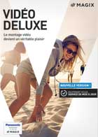 MAGIX Video Deluxe  : Présentation télécharger.com