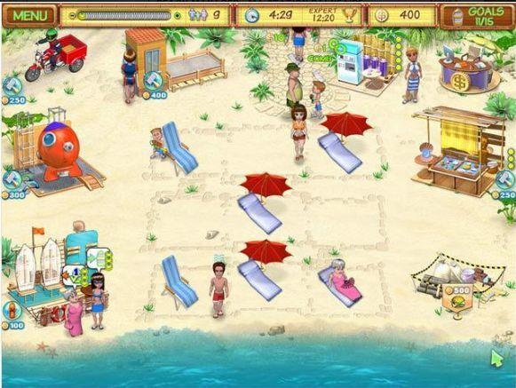 Beach Manager - Ma Station Balnéaire