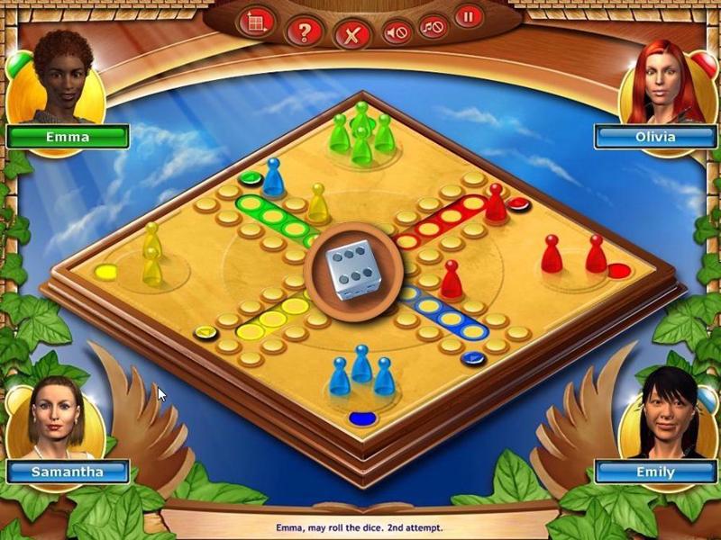Malette de jeux 2010