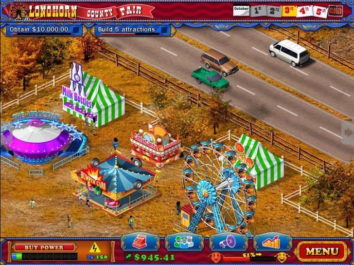 Amusement Park Tycoon