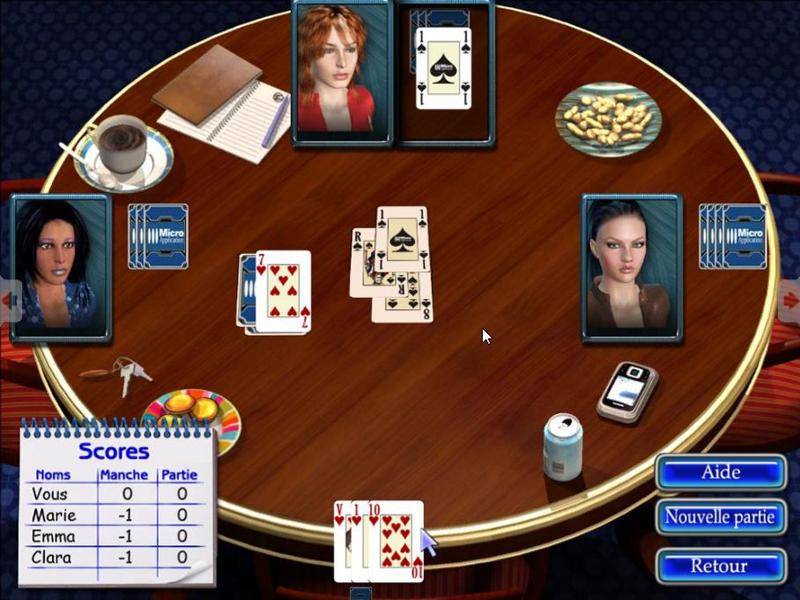 52 Jeux de Cartes