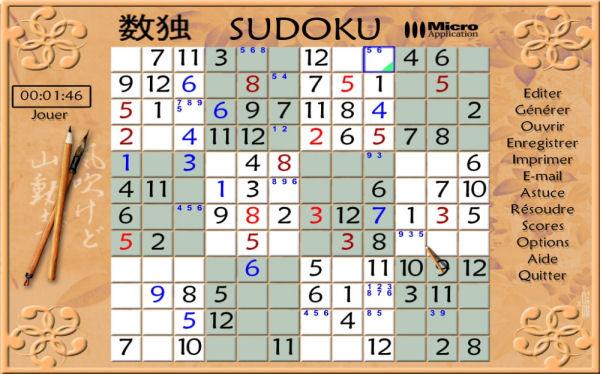 DUO SUDOKU + KAKURO
