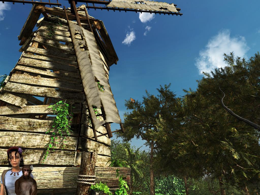 Retour sur l'île mystérieuse 2 (Mac)