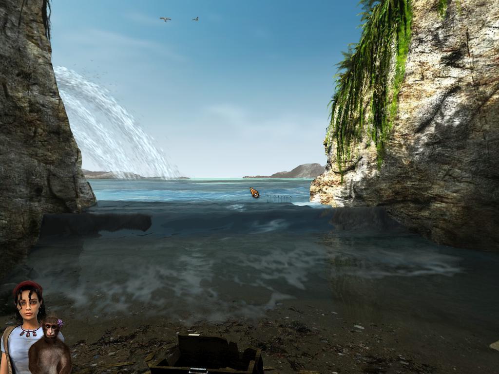 Retour sur l'île mystérieuse 2