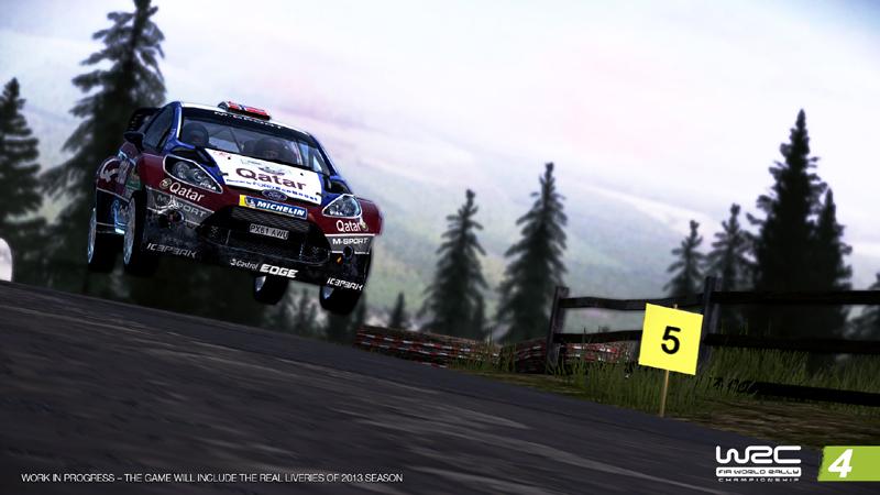 WRC 4 - FIA World Rally Championship