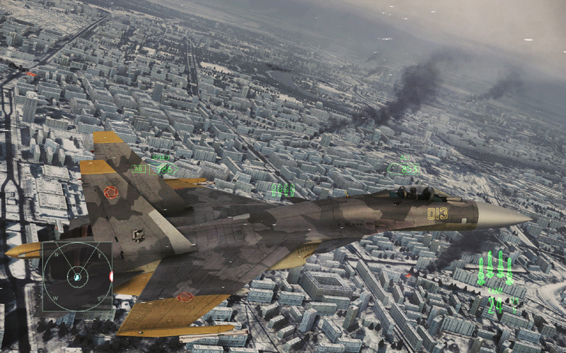 Ace Combat™ Assault Horizon Enhanced Edition