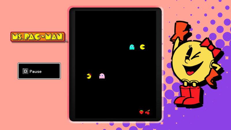 Ms. PAC-MAN™ (DLC)