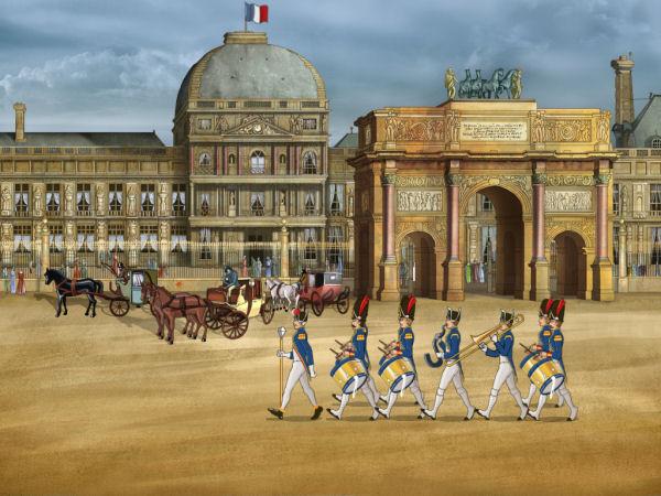 L'Oricou : Enquête à Paris sous Napoléon