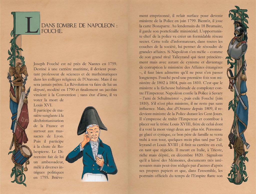 Voyages dans le temps (l'Emerillon + l'Oricou)