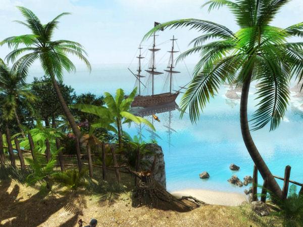 Cap sur l'île au trésor