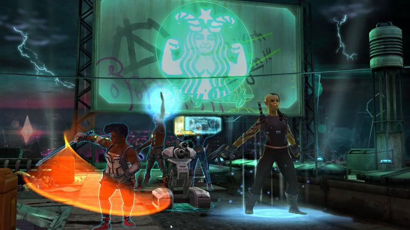 Shadowrun Chronicles Boston Lockdown Deluxe