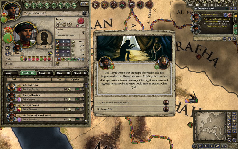 Crusader Kings II: Sword of Islam - DLC