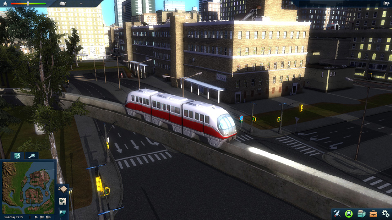Cities in Motion 2: Marvellous Monorails - DLC