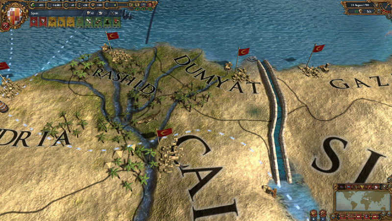 Europa Universalis IV: Wealth of Nations - Expansion