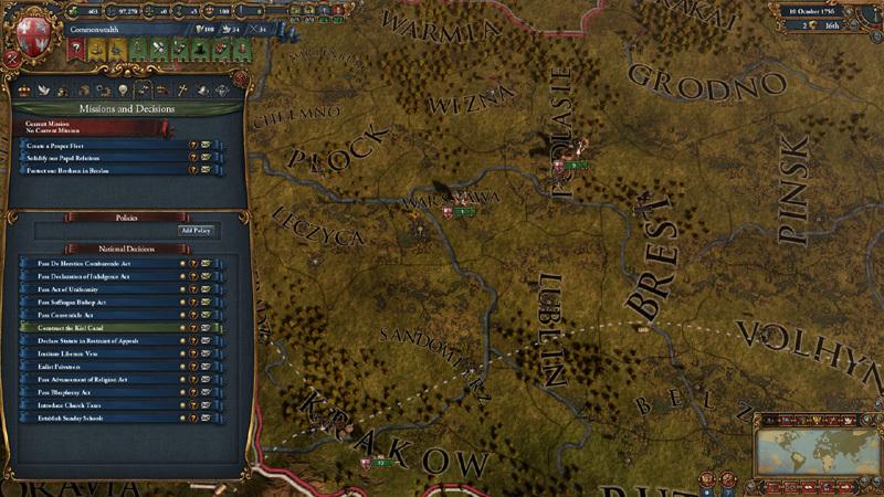 Europa Universalis IV: Res Publica - Expansion