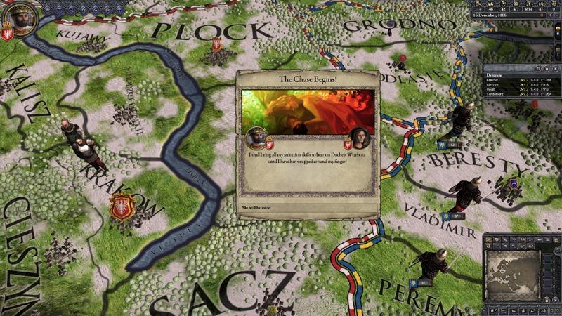 Crusader Kings II: Way of Life - DLC