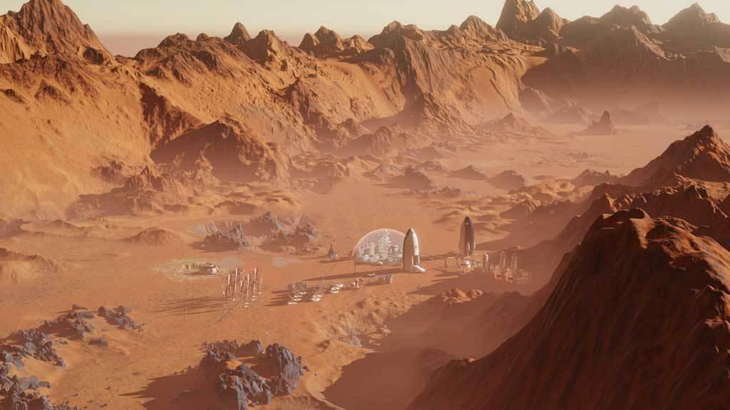 Surviving Mars Deluxe Edition
