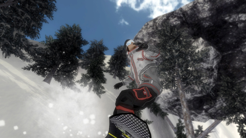 Pro Riders Snowboard Extreme Edition