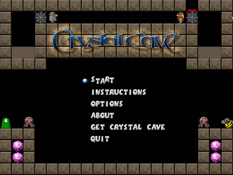 Crystal Cave Gold
