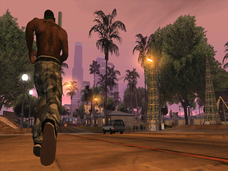 Grand Theft Auto: San Andreas (Mac)