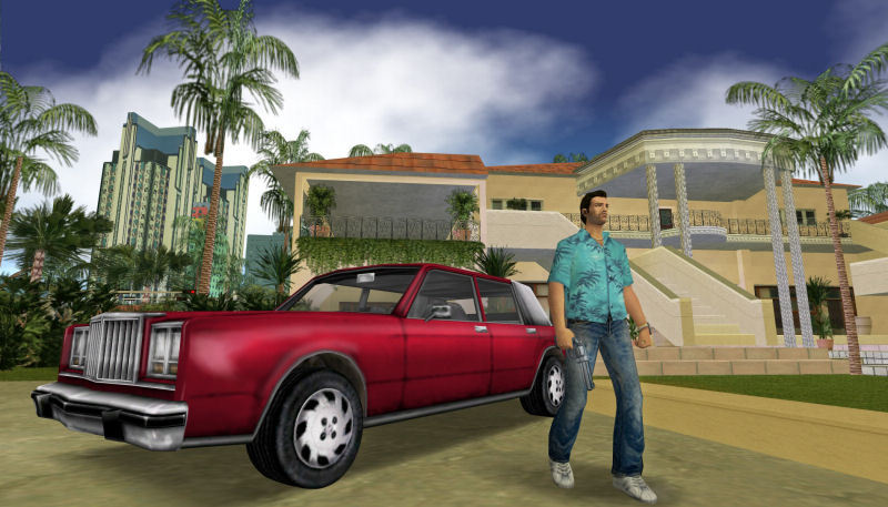 Grand Theft Auto: Vice City - Screenshot 1