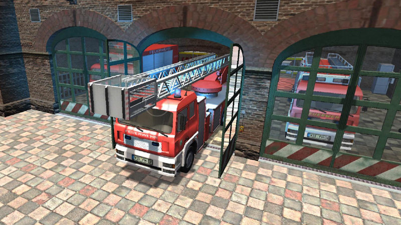Firefighters 2014: The Simulation Game