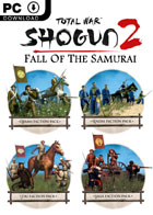 Total War: SHOGUN 2 - La Fin des Samouras - Clan packs (DLC)