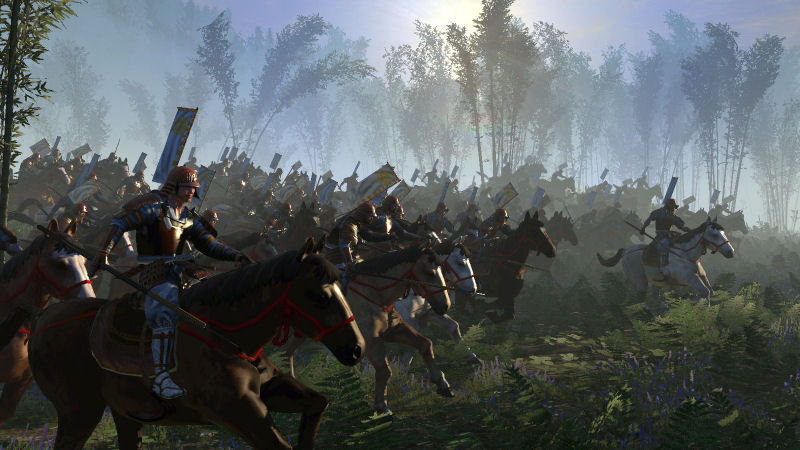 Total War: SHOGUN 2 - Screenshot 1