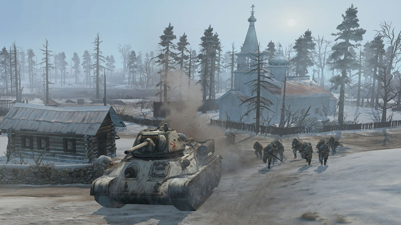 Company Of Heroes 2 - Case Blue DLC