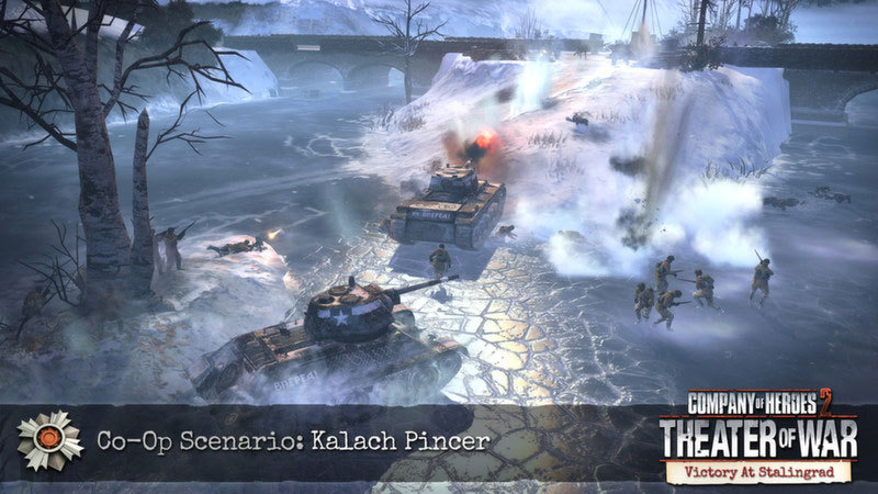 Company of Heroes 2 - Victory at Stalingrad (DLC)