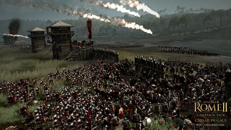 Total War: Rome II - Caesar in Gaul (DLC)
