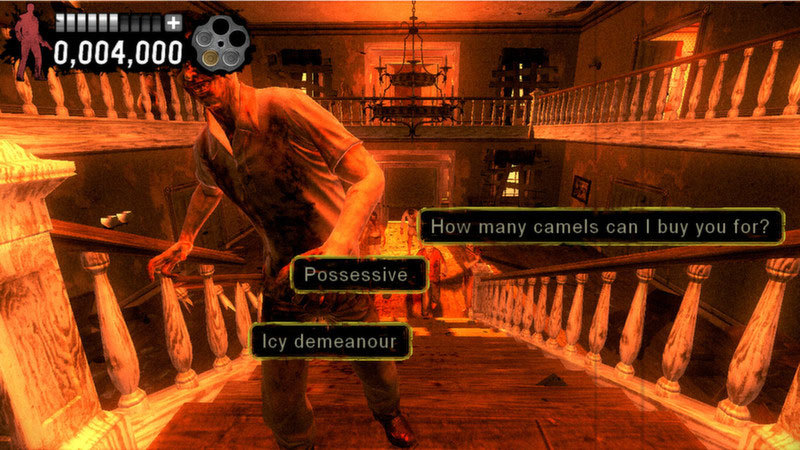 The Typing of The Dead: Thou Filthy Love Collection