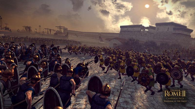 Total War: Rome II - Hannibal at the Gates (DLC)