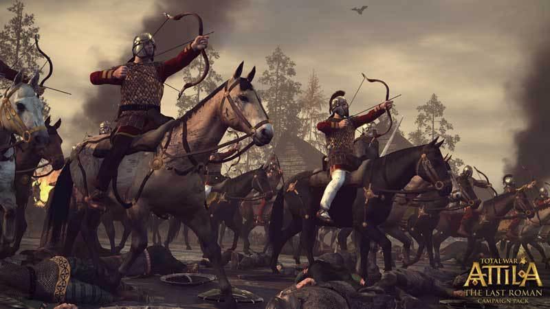 Total War Attila: The Last Roman
