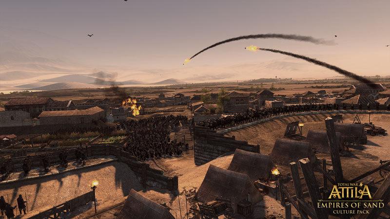 Total War Attila: Empires of Sand