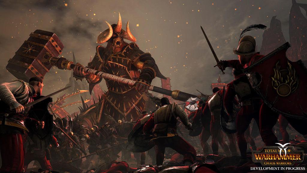 Total War: Warhammer - Chaos Warriors Race Pack (DLC)