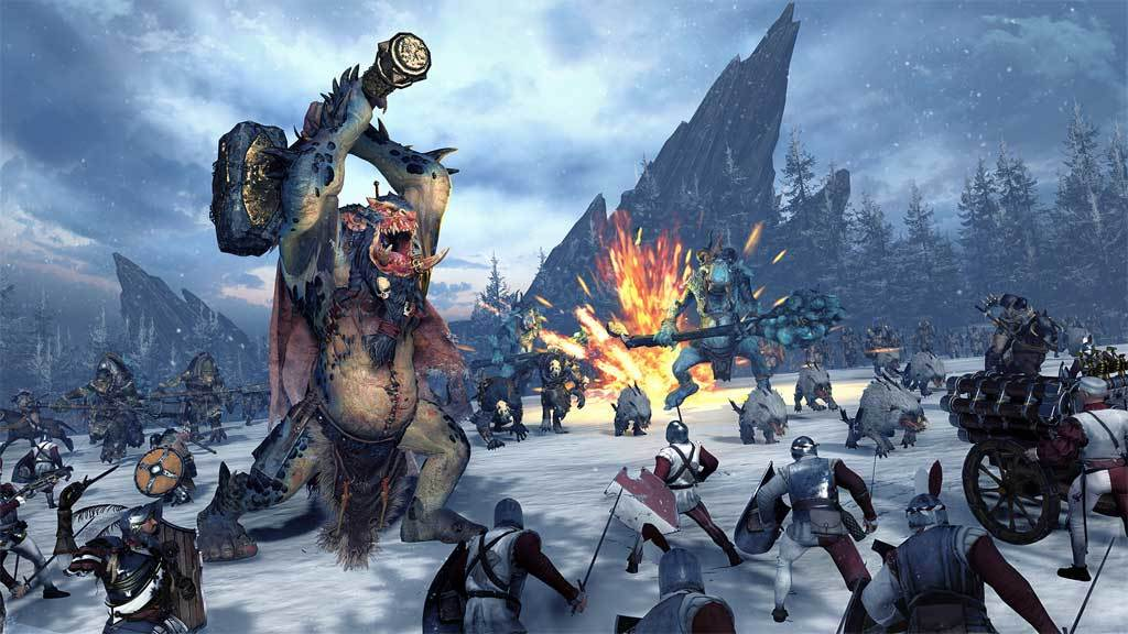 Total War: Warhammer - Norsca (DLC)