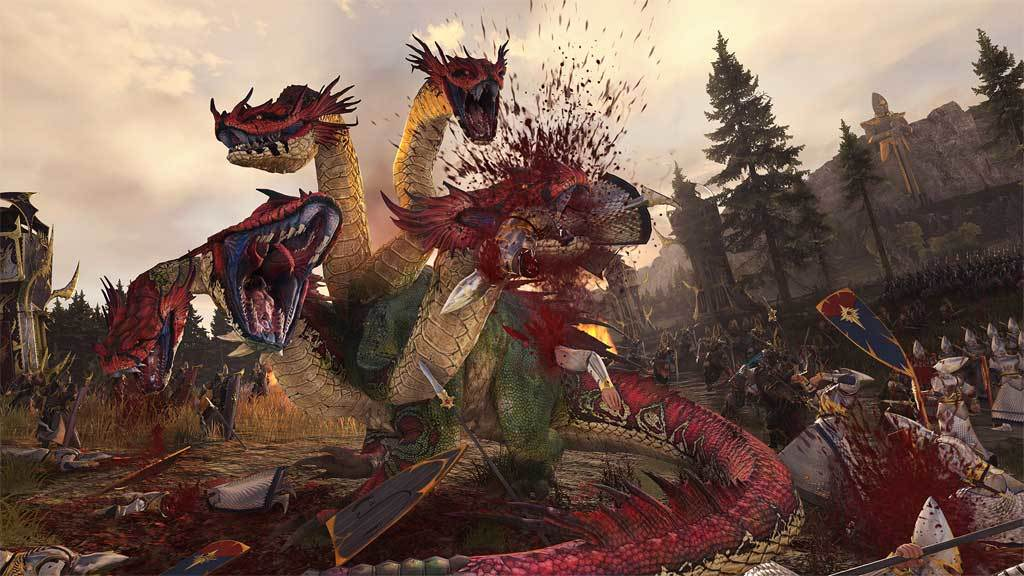 Total War: Warhammer II - Blood for The Blood II (DLC)